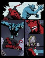 Hellboy colors Pg 04 by Fatboy73