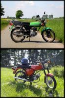 My Bikes by Ardgy
