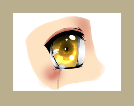 Practice Eye for contest by Kitnami