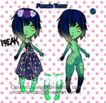 OPEN | Chibi Terror by CloudedLullaby