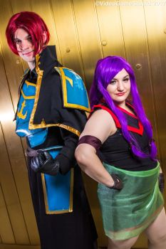 Anime Boston 2017 - Sacred Stones(PS) 16 by VideoGameStupid