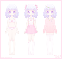 Milky May - Wardrobe by Princess-Peachie
