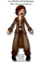 Eponine On My Own by Kaci-Star