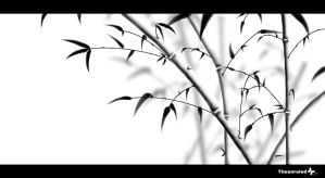 Bamboo by theunruled