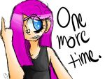 One More Time by MarcelineForever4