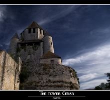 The tower Cesar by Unicorne