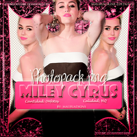Pack png 36 - Miley Cyrus by mauriadkins77