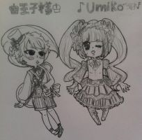 Line play request #2 by Suzuki-Hime