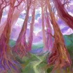 Tall Forest by dreamin-Lea