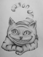 Cheshire Cat by ChristopherJStafford