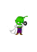 Piccolo is Badass by Laughing-SkullZ