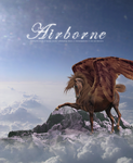- airborne v.1 | the clouds by are-we-dancers