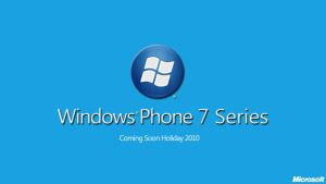 Windows Phone 7 Series Wall by Randydorney