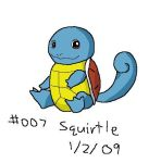 Squirtle by melonduhh