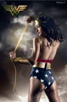 Wonder Woman by ivettepuig