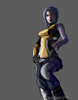 BL2 Maya02 by redelice