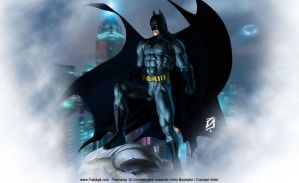 Batman2 TDK by patokali