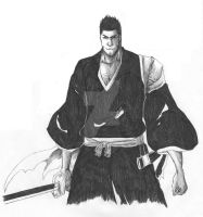 Isshin by GrimmjawJack