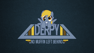 Derpy Wallpaper Alternate by EpicSpace