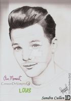 Louis Our Moment by CorazonDeVampiro