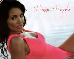 Dannii Minogue - Pinky by Lord-Iluvatar