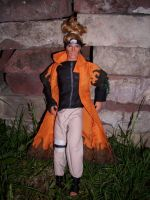 Cosplay Barbie - Hokage Naruto by RedneckOtaku