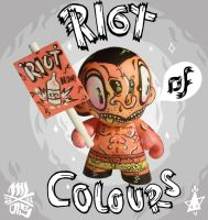 Riot of Colours -Munny by M1as