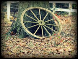 the wheel that leans by x--photographygirl