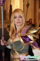 LADY JAINA PROUDMOORE 2 by MiraiCosplay