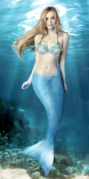 Underwater Mermaid by SeaFairy-Fantasies