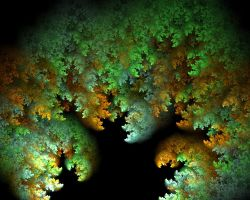 Million Mandelbrots by parrotdolphin