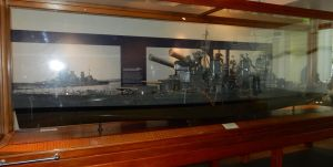 HMS King George V Model by rlkitterman