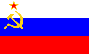 New Russian Flag by thefieldsofice