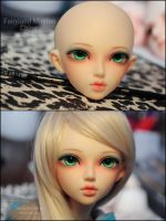 Face-up: Fairyland MNF Chloe by asainemuri