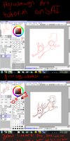 Hyruchewey's art tutorial pt1 by hyruchewey