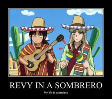 Revy In A Sombrero by Transformersguy1000
