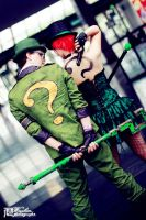 Riddler - Wenbin Photography (4) by JnJ-Cosplay
