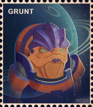 grunt by crystalanna