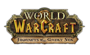 World of Warcraft: Journeys of the Great Sea Logo by Death-GFx