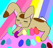 Happy Easter ! by Curunden
