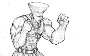 Guile by KaiserSosa9999