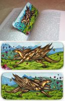 Strecno Bookmark by Natoli