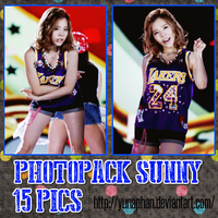 PHOTOPACK Sunny (SNSD) #71 by YunaPhan