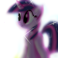 Twilight Sparkle by StrangeMoose