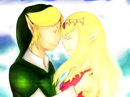 +princess and the hero+ by 99rupees