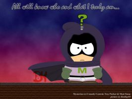 Mysterion Rises by beekay84