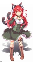 Orin-chan by nuclearoushazard