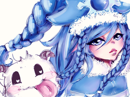 Winter Wonder Lulu by BlueLov3