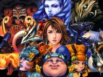 FFX - Yuna and Her Aeons by Myles-Prower