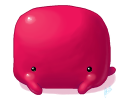 jelly whale by turusai